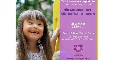 """<a href=""""/noticias/invita-dif-morelos-conmemorar-el-dia-mundial-del-sindrome-de-down"""">Invita DIF Morelos a conmemorar el Día Mundial del Síndrome de Down</a>"""
