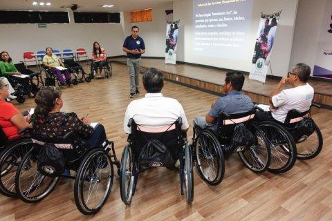 """<a href=""""/noticias/promueve-dif-morelos-atencion-e-inclusion-de-personas-con-discapacidad"""">PROMUEVE DIF MORELOS ATENCIÓN E INCLUSIÓN DE PERSONAS CON DISCAPACIDAD</a>"""