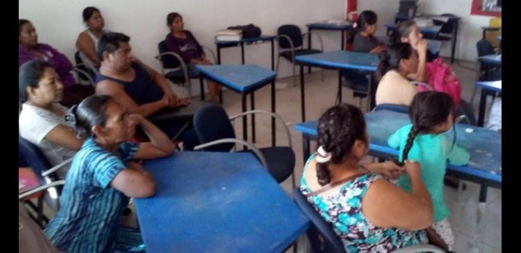 BRINDA DIF MORELOS TALLERES PARA FORTALECER SANA CONVIVENCIA A FAMILIAS MIGRANTES